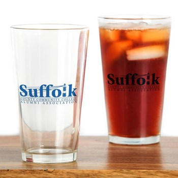 Suffolk Alumni Glasses
