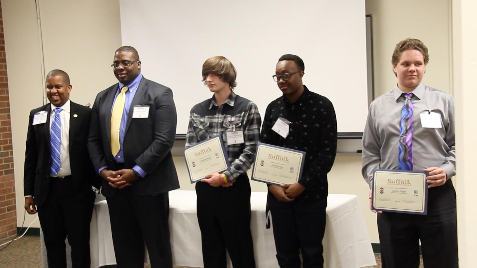 Liberty Partnership Program Scholars 2015