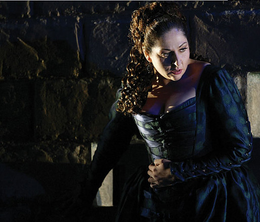 Christine Goerke Alcina New York City Opera