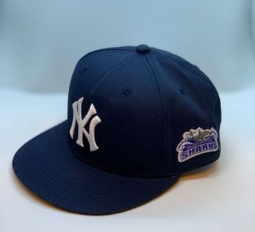 NY-Yankees-Suffolk-County-Community-College-Hat