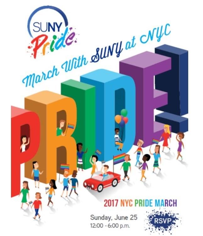 SUNY Pride 2017
