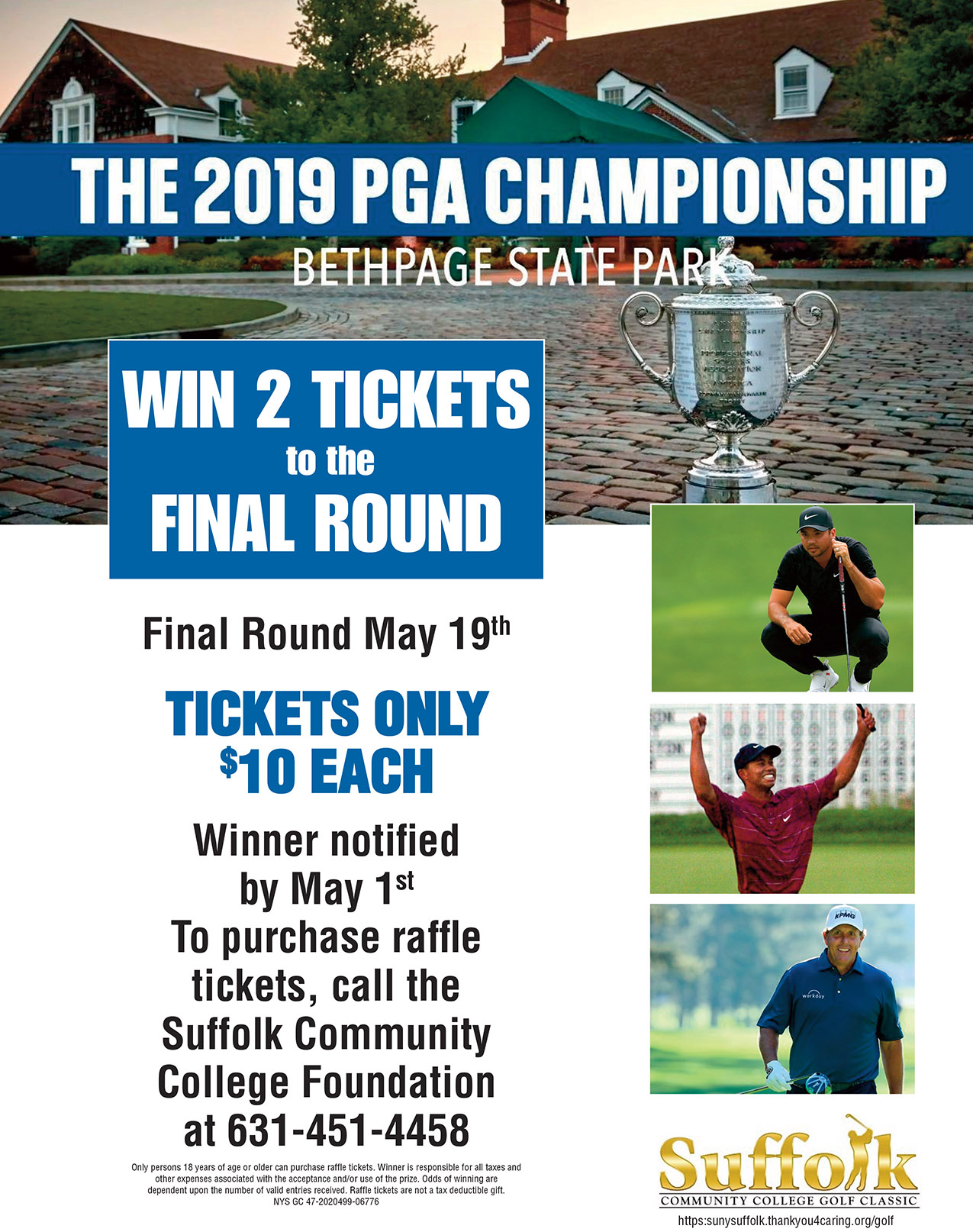 Foundation-PGA-Raffle-Flyer 2019