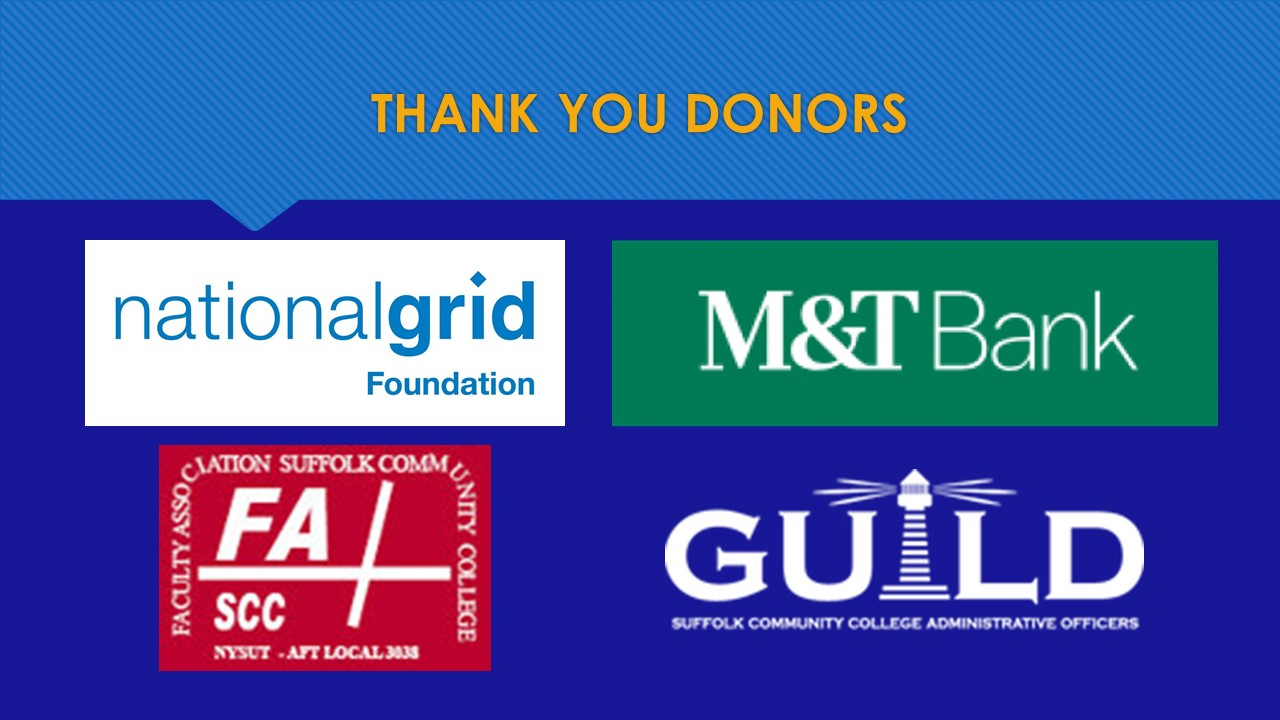 SCCF-Donors